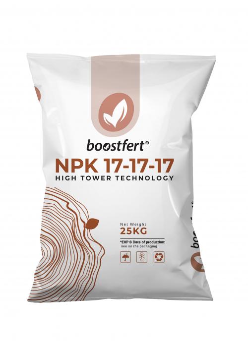 Boostfert NPK 17-17-17
